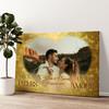 Notre grand amour Murale personnalisée