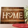 Tela personalizzata La nostra casa