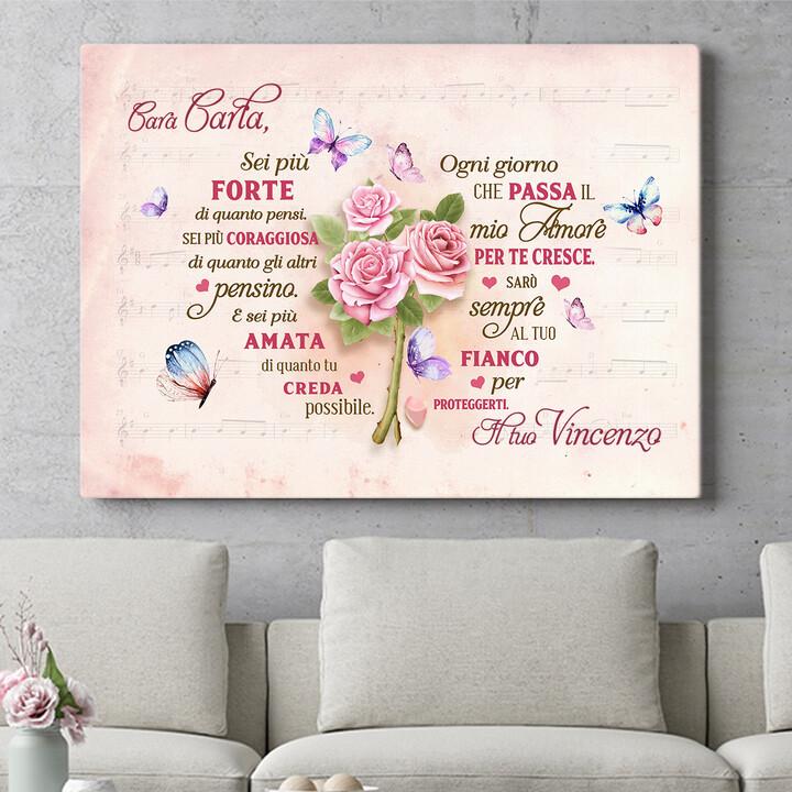 Regalo personalizzato Cuore Romantico
