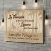 Stampa personalizzata su tela Famiglia e vita