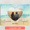 Tele personalizzate La spiaggia dell'amore
