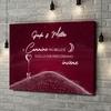 Stampa personalizzata su tela Collina dell'amore