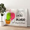 Palloncini Cactus Tela personalizzata