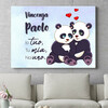 Regalo personalizzato Panda