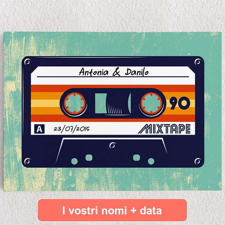 Tele personalizzate Mixtape