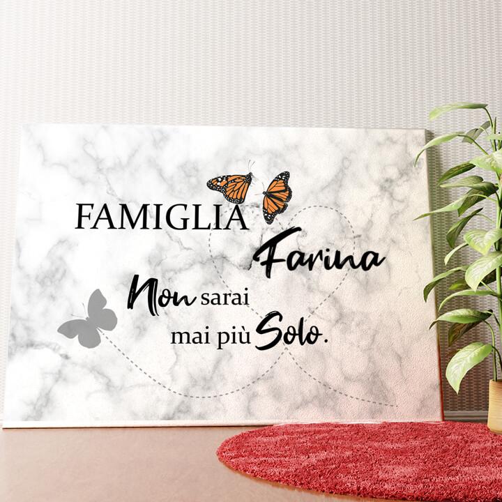 Tela personalizzata Farfalla