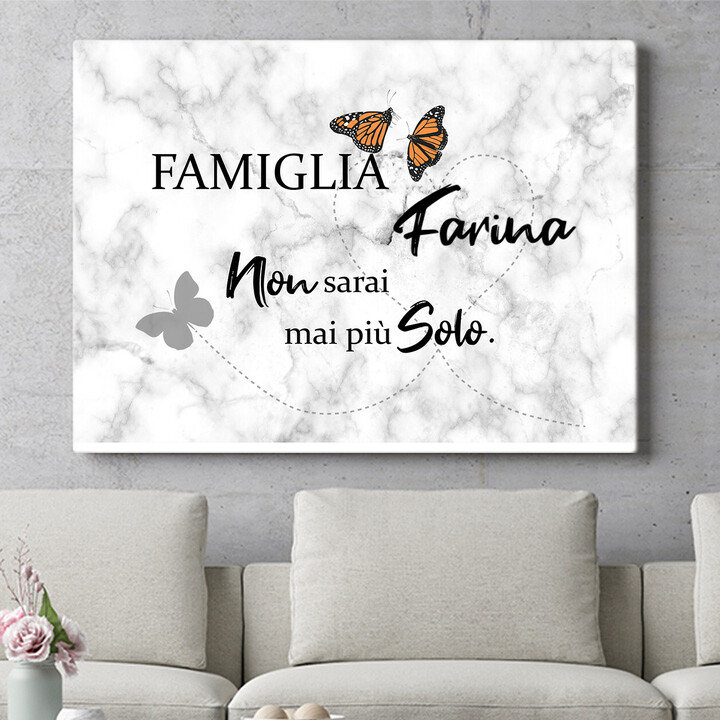 Regalo personalizzato Farfalla