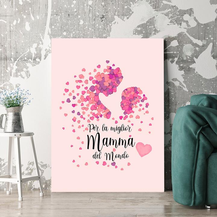 Regalo personalizzato Amore Materno