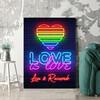 Regalo personalizzato L'amore è l'amore