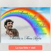 Tele personalizzate L'amore sotto l'arcobaleno
