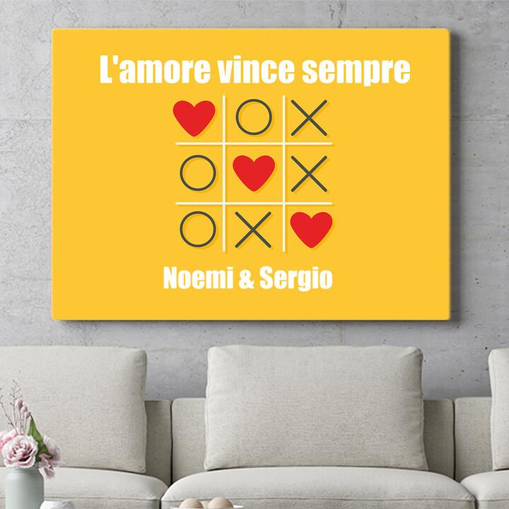 Regalo personalizzato Amore Tic Tac