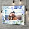 Stampa personalizzata su tela Sfondo: sogno floreale