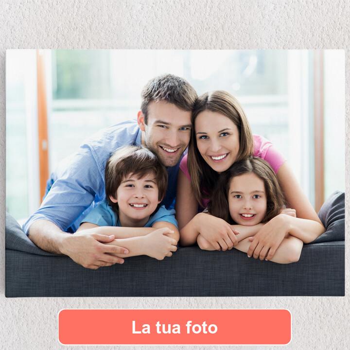 Tele personalizzate La tua foto su tela