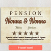 Tele personalizzate Pensione Nonna & Nonno