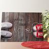 Gepersonaliseerde muurschildering Sneaker