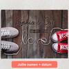 Gepersonaliseerde Canvas Sneaker