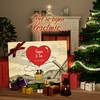 Canvas Cadeau Liefdesvlucht