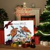 Canvas Cadeau Schildpadfamilie