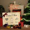 Canvas Cadeau Liefde verloofd getrouwd