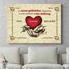 Personaliseerbaar cadeau Handen van Liefde