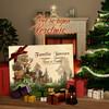 Canvas Cadeau Herten familie