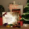 Canvas Cadeau Boom hart
