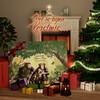 Canvas Cadeau Apenfamilie