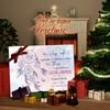 Canvas Cadeau Droomfamilie
