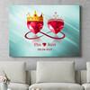 Personaliseerbaar cadeau Koninklijke Liefde