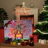 Canvas Cadeau Kleurrijke liefde