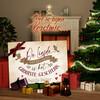 Canvas Cadeau Familie liefde