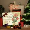 Canvas Cadeau Liefdesroos