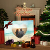 Canvas Cadeau Strand van Liefde