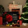 Canvas Cadeau Roos der Liefde