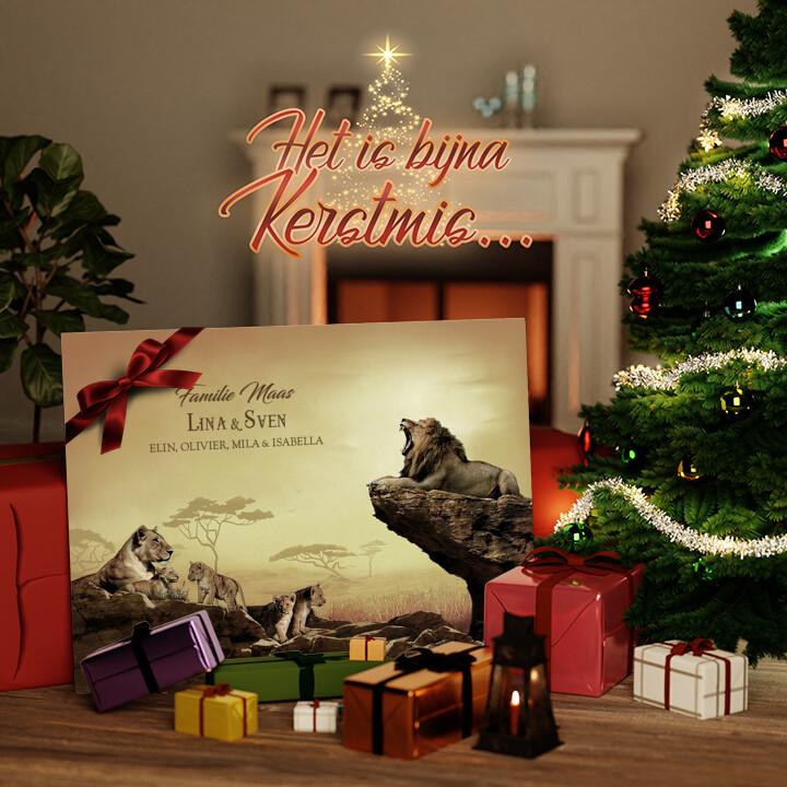 Canvas Cadeau Bond van vertrouwen