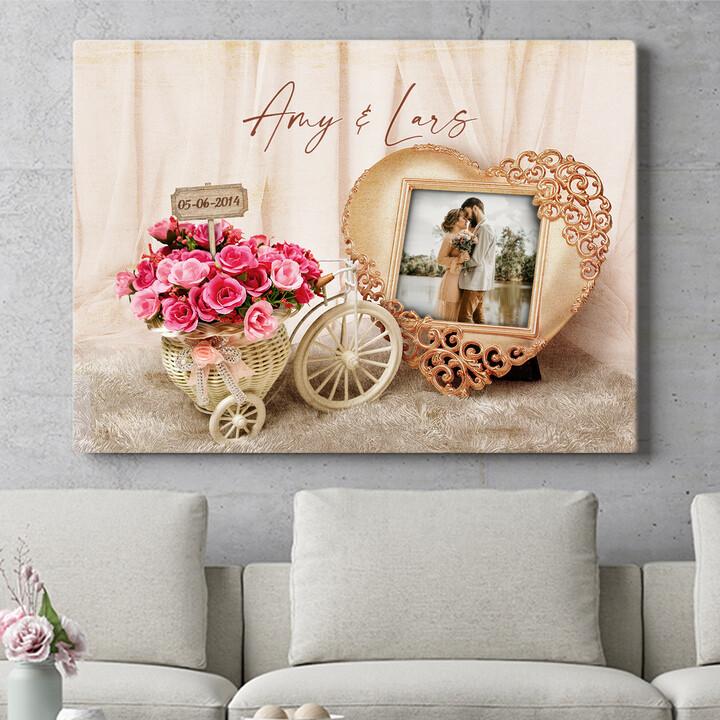 Personaliseerbaar cadeau Huwelijksgevoelens
