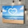 Gepersonaliseerde canvas print Wolken