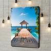 Gepersonaliseerde canvas print Oceaan