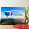 Gepersonaliseerde muurschildering Ballonnen