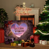 Canvas Cadeau Rotsvaste Liefde