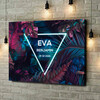 Gepersonaliseerde canvas print Tech Jungle