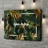 Gepersonaliseerde canvas print Jungle