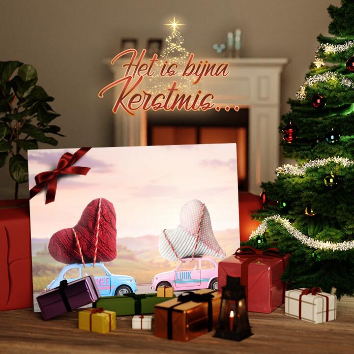Canvas Cadeau Carmour