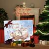 Canvas Cadeau Knuffel Uilen