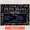Gepersonaliseerde Canvas Hotel Moeder