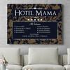 Personaliseerbaar cadeau Hotel Moeder