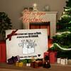 Canvas Cadeau Papa is de Hamer