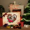 Canvas Cadeau Onze chocolade-kant