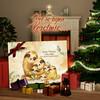 Canvas Cadeau Luiaard gezin