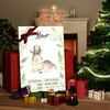 Canvas Cadeau Canvas voor de geboorte reekalf